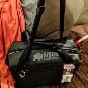 New Bison cooler